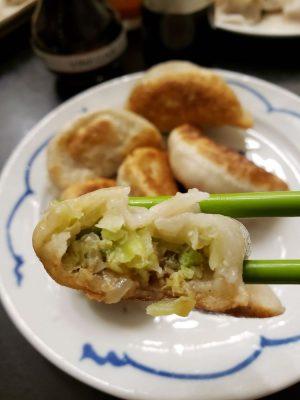 Dumpling Empire-South San Francisco-水饺帝国-水餃帝國-dumpling-Vegetarian potstickers