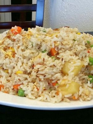 Dumpling Empire-South San Francisco-水饺帝国-水餃帝國-dumpling-Chicken Fried Rice