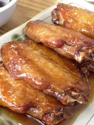 Dumpling Empire-South San Francisco-水饺帝国-水餃帝國-dumpling-Crispy Chicken Wings