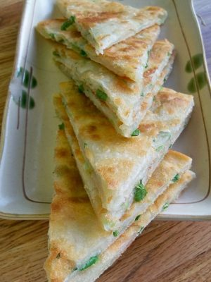 Dumpling Empire-South San Francisco-水饺帝国-水餃帝國-dumpling-Green Onion Pancake